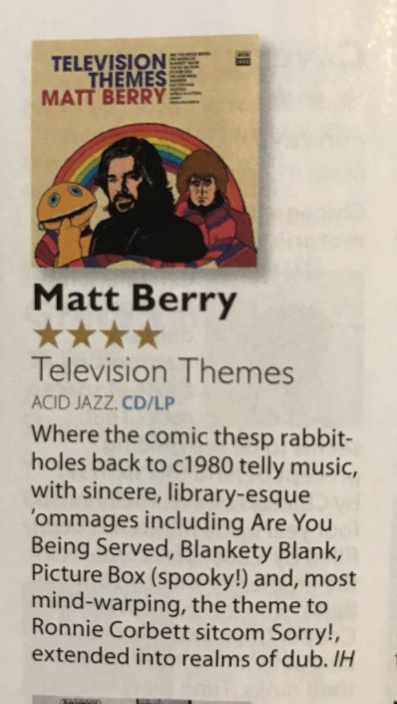 TV Themes Mojo Review